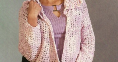 collared wrap cardigan