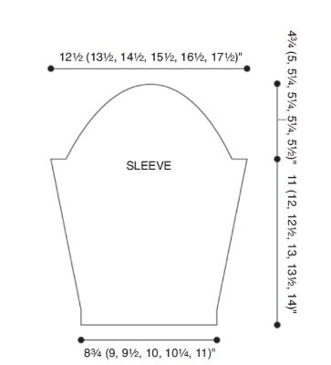 sleeve cargi