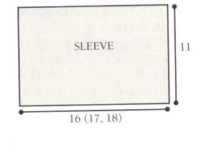 sleeve diagram