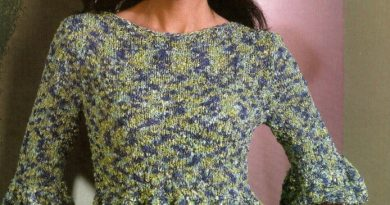 tropicana ruffled pullover featured